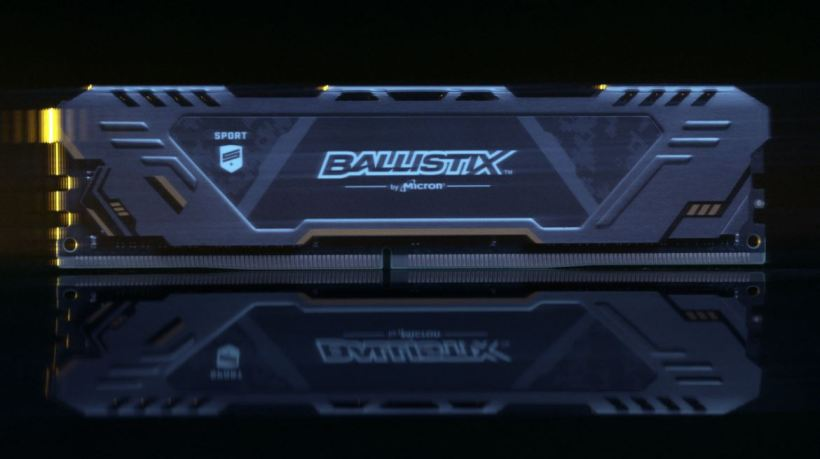 Ballistix sport AT Asus 564