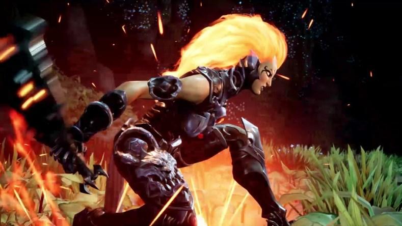 Darksiders III - Flame Hollow
