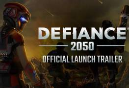 Defiance 2050 official launch