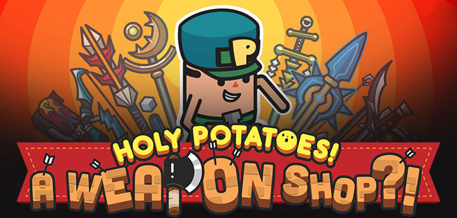 Holy Potatoes! A Weapon Shop ps4 nintendo switch 9