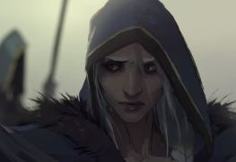 Jaina èr court metrage world of warcraft trilogie prémices