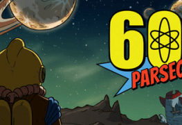 60 parsecs! date de sortie pc steam