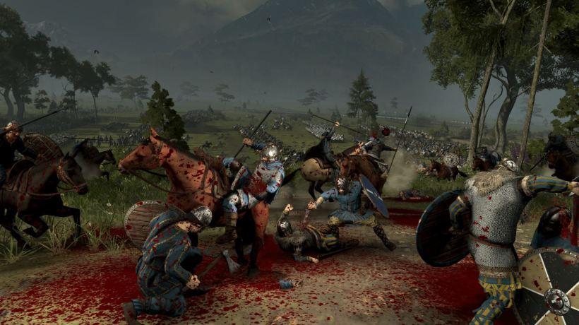 A Total War Saga Thrones of Britannia update steam 1