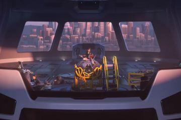 Overwatch coulisses sous les feux de la rampe