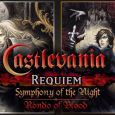 Castlevania Requiem symphony of the night castlevania rondo of blood