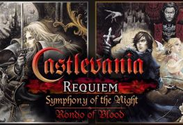 Castlevania Requiem symphony of the night castlevania rondo of blood