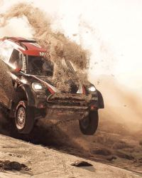 Dakar 18 PS4 Xbox One PC logo