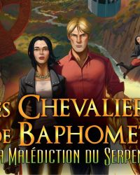 Les Chevaliers de Baphomet 5 La Malédiction du Serpent Nintendo Switch l