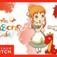 Little Dragons Café ps4 nintendo switch
