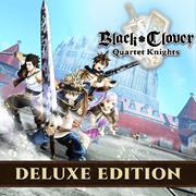 Mise à jour du playstation store du 10 septembre 2018 BLACK CLOVER QUARTET KNIGHTS Deluxe Edition