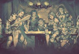 RPG Pathfinder Kingmaker trailer taverne