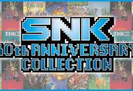 SNK 40TH Anniversary Collection 1