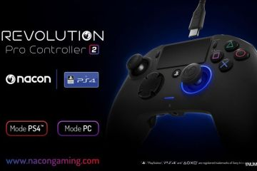 Test Nacon Revolution Pro Controller 2