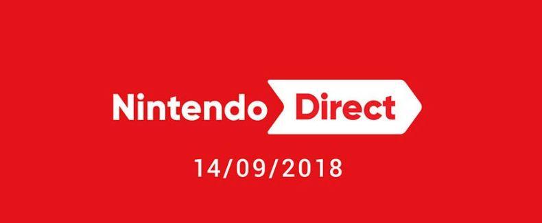 nintendo Direct 14 septembre 2018