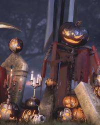 Halloween black desert online