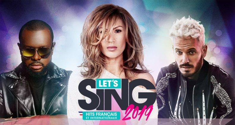 Let's Sing 2019 Hits Français et Internationaux UNE