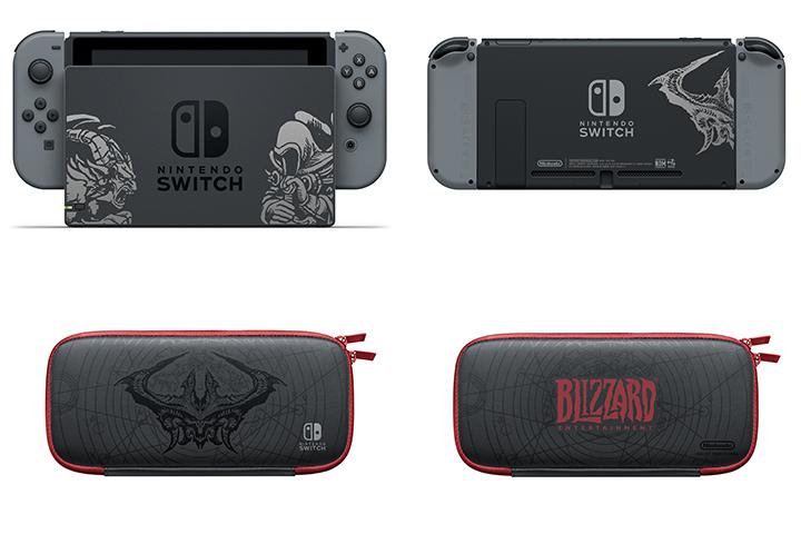 pack Nintendo Switch Diablo III Eternal Collection 1
