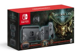 pack Nintendo Switch Diablo III Eternal Collection