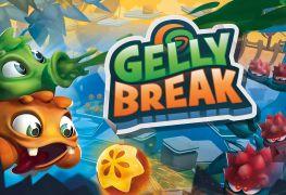Gelly-Break sortie nintendo switch