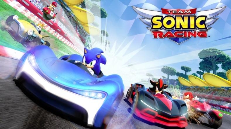 Team-Sonic-Racing une