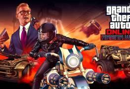 Guerre d'arène GTA Online Arena War