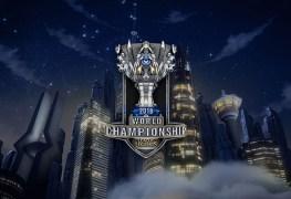 League of Legends finale du mondial 2018 records