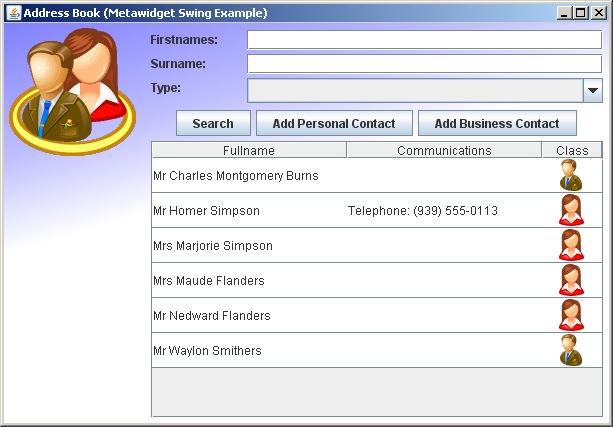 13 Part 2 - The Address Book Application