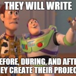 Project-Based Learning and Teaching Writing