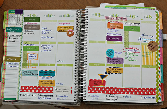 best agenda planner for college students