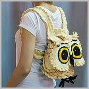 Рюкзак сова