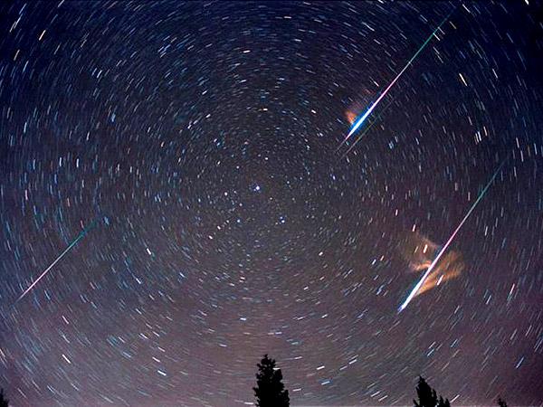 La Tierra atravesará hoy por primera vez un enjambre de desechos procedente de un cometa. Se verán más de 200 meteoritos por hora
