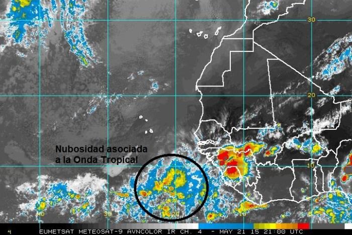 Se ha formado la primera Onda Tropical del 2015 ¿Cómo afectan a Venezuela estos sistemas?