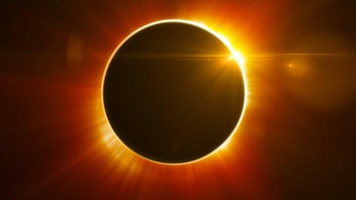 Tan solo horas para el Eclipse solar que comenzará éste 9 y terminará el día 8 marzo