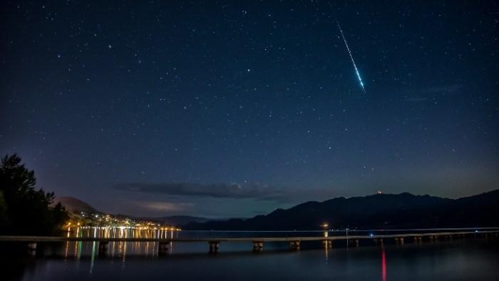 Atentos al cielo! La Tierra ha entrado en una espectacular lluvia de meteoritos que ya es visible en todo El Mundo