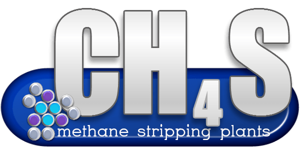 Ch4 S logo for methane stripping