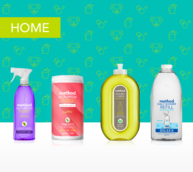 method home cleaning shop products