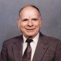 Rev. Dr. Bertram Saunders
