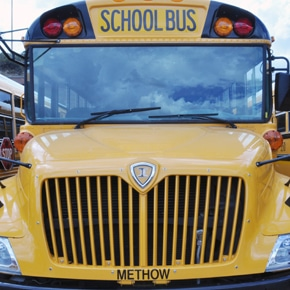 2014-2015 School bus schedules