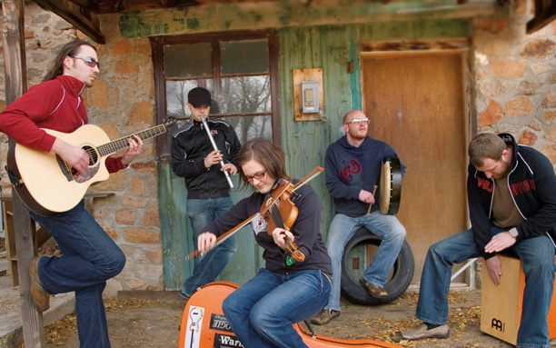 An Dochas will bring traditional Irish music to Pearrygin Lake State Park.