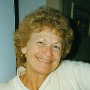 """Phyllis Nadine """"Connie"""" Van Hees 1934 - 2013"""