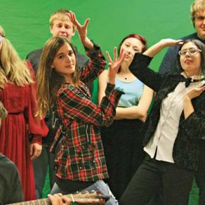 Mirificus High explores the inner lives of teenagers