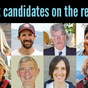 On the record: Recreation district commission candidates have their say