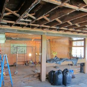Twisp's historic Antlers Saloon will reopen after extensive remodeling