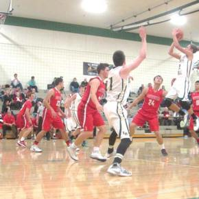 Brewster Bears blow away Liberty Bell boys' win streak