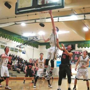 Mountain Lions rebound from loss at Brewster to pummel Bridgeport