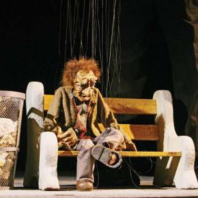 Joe Cashore brings his marionettes to life in Winthrop this weekend