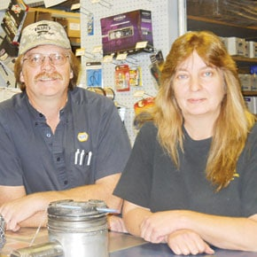 NAPA Auto Parts owners followed long road to success