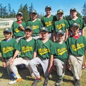 U12 team wins tournament at Friday Harbor