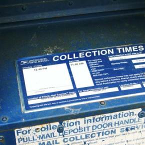 Mail collection times remain unchanged, despite new labels