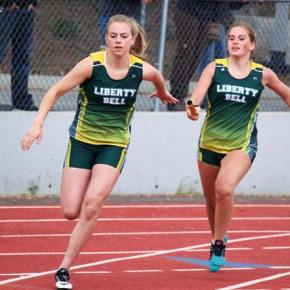 Liberty Bell track team peaks for state meet in Cheney this weekend